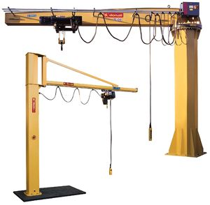 Donati Swing Jib Crane.