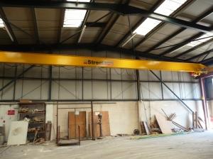 Used overhead Crane 3.2 Tonne