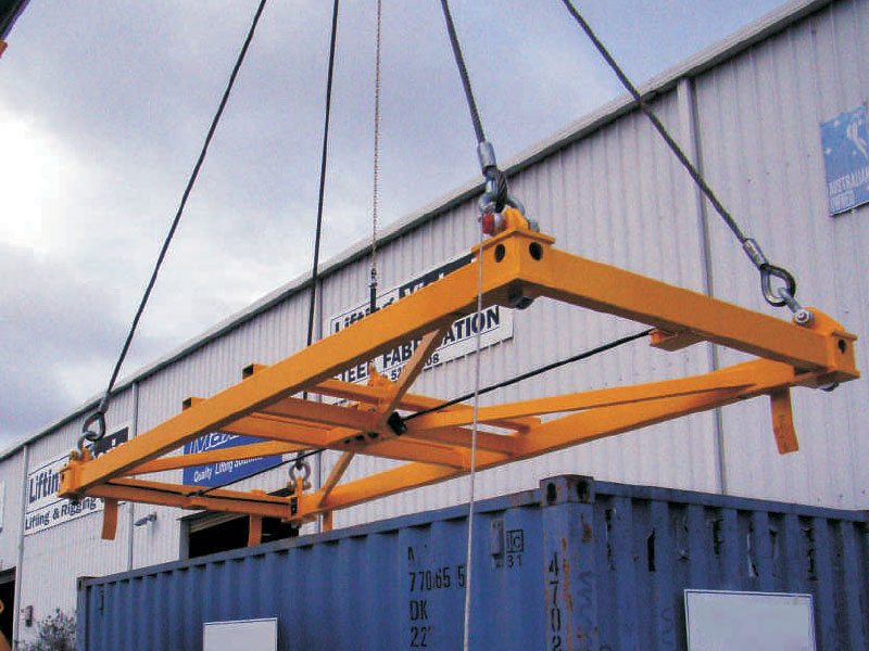 Container Handling Solutions Lifting Equipment Blog