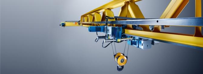 V type Overhead Crane Demag