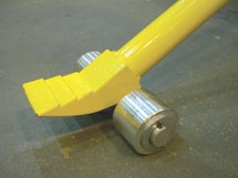Steerman Roller Pinch Bar